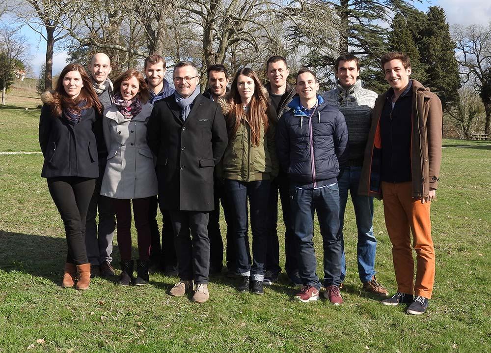 Equipe ECCEL Environnement Toulouse